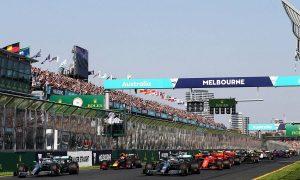 Formula 1 tracking effects of Australia's bushfires on Melbourne