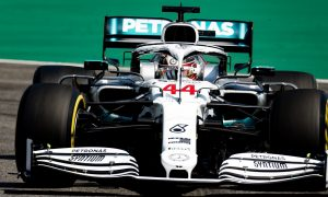 Mercedes and Hamilton admit heat taking its toll