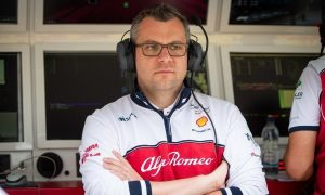 Alfa Romeo: Monchaux replaces Resta as technical director