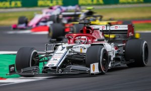 Raikkonen unimpressed with points finish at Silverstone
