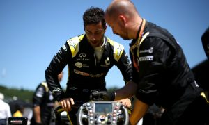 Ricciardo says he needs to 'clean a few things up'