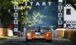 Sainz's big bore blast to McLaren's glorious past