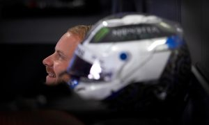Bottas happy to achieve at least one target in Austria