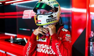 Vettel: Last races 'brought some clarity' on SF90 weakness