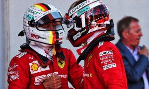 Leclerc sees no reason why Vettel should retire