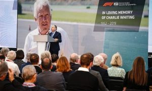 Charlie Whiting's son will start Sunday's British GP!