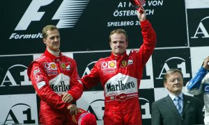 Austria 2002 - The race that shook the F1 world