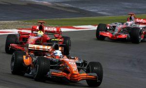 Rookie Winkelhock's brief moment of Grand Prix glory