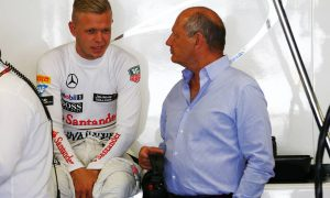Magnussen: F1 debut in 2014 should have been with Force India!