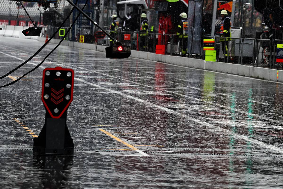 Potential wet race at Hockenheim a first for Pirelli in 2019