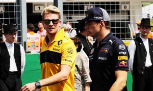 Hulkenberg unconvinced by Verstappen 'best driver' claim