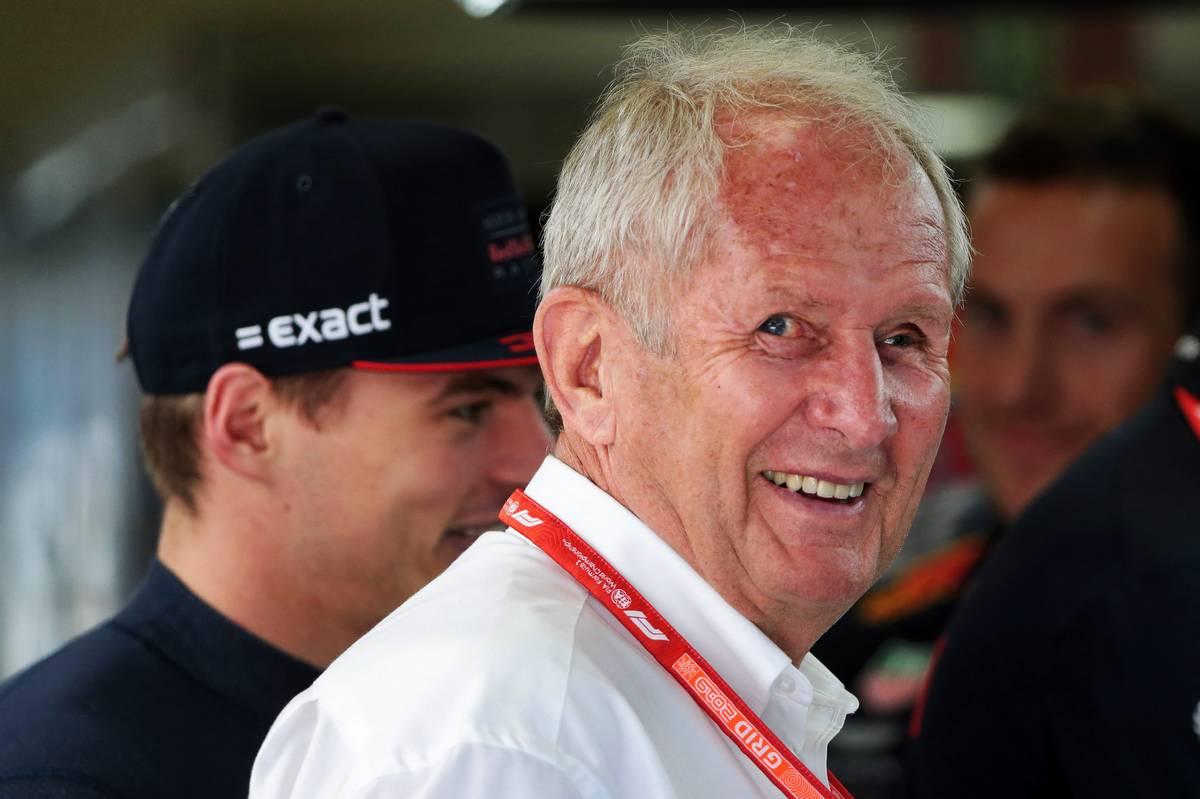 Verstappen still has 'a year to go' - Marko