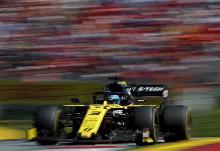 Daniel Ricciardo (AUS), Renault F1 Team 30.06.2019