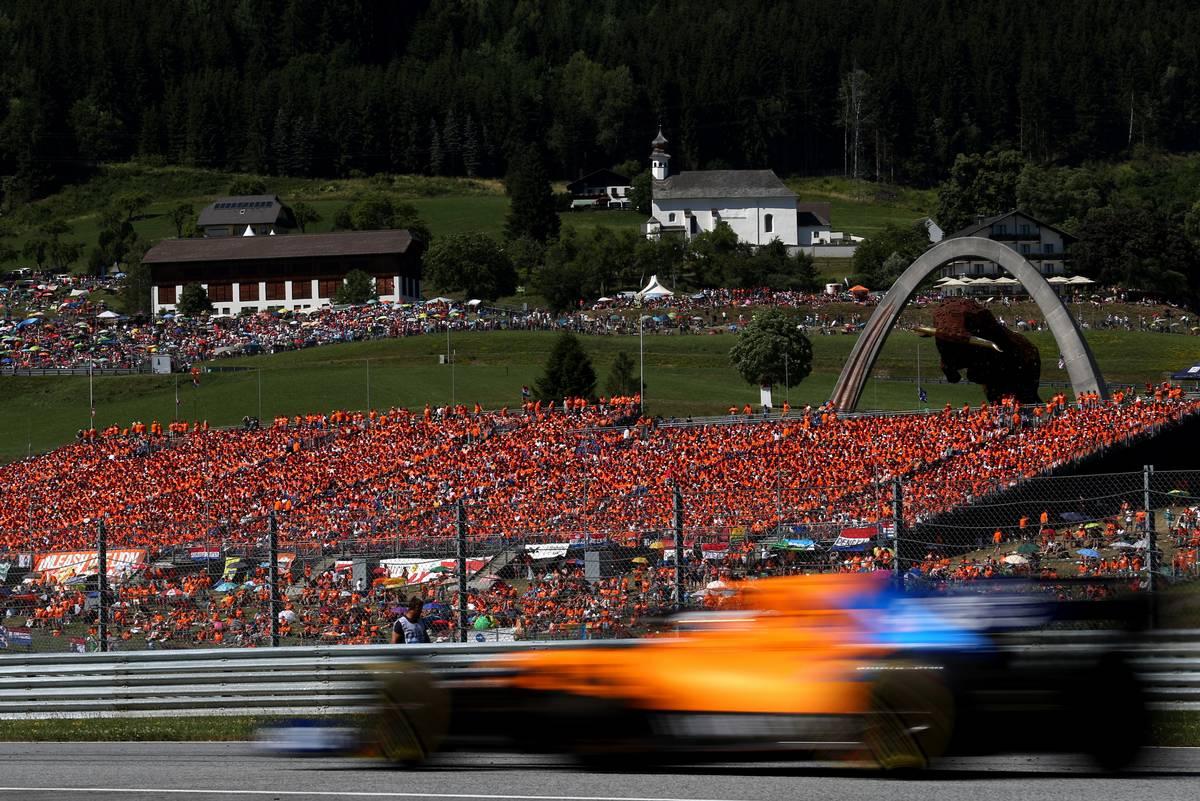 Carlos Sainz Jr (ESP), McLaren F1 Team