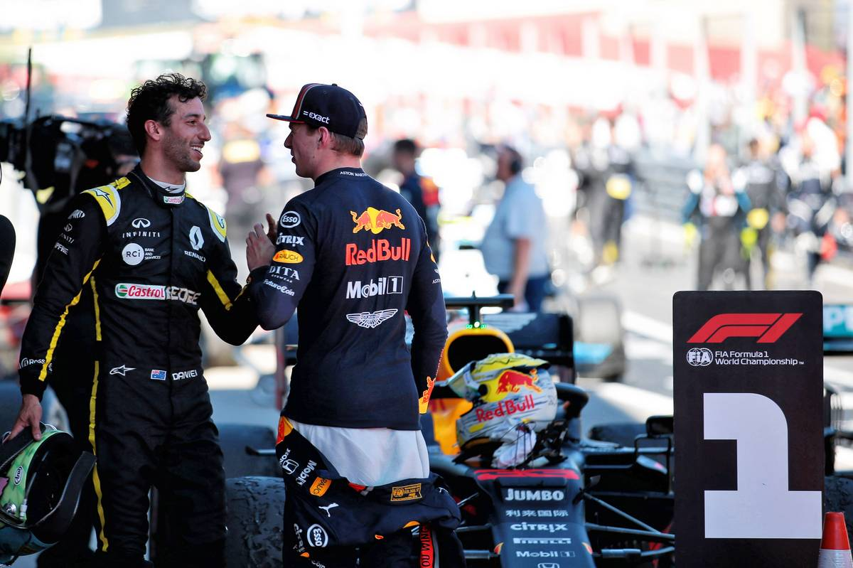 Ricciardo faces £10 million lawsuit from former manager