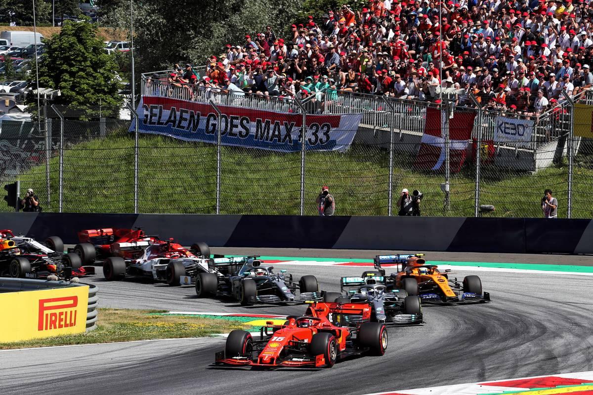 F1 boss targets season start in Austria