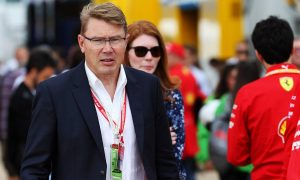 Hakkinen pleased by McLaren's return to competitiveness