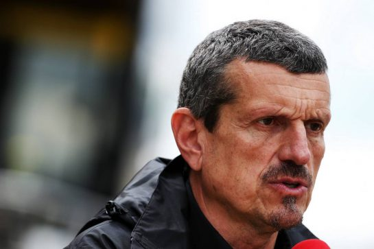 Guenther Steiner (ITA) Haas F1 Team Prinicipal. 11.07.2019. Formula 1 World Championship, Rd 10, British Grand Prix, Silverstone, England, Preparation Day. - www.xpbimages.com, EMail: requests@xpbimages.com - copy of publication required for printed pictures. Every used picture is fee-liable. © Copyright: Batchelor / XPB Images