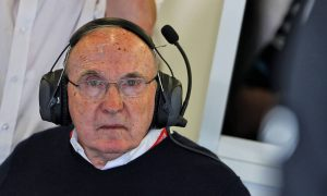 Sir Frank Williams discharged from hospital, on the mend