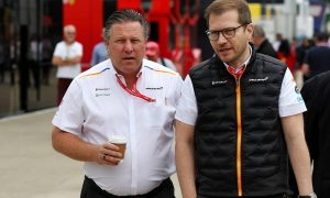 McLaren will fight for P4, but won't 'compromise' 2020 car - Seidl