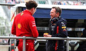 Red Bull: Ferrari U-turn on engine freeze 'positive news' for F1