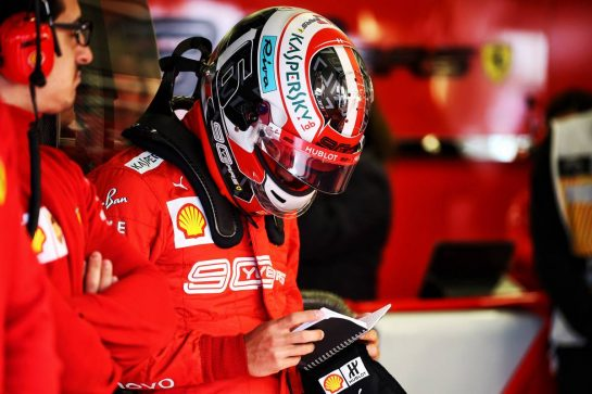 Charles Leclerc (MON) Ferrari. - www.xpbimages.com, EMail: requests@xpbimages.com - copy of publication required for printed pictures. Every used picture is fee-liable. © Copyright: Photo4 / XPB Images