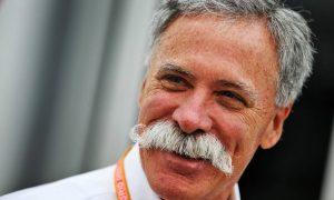 Carey seeking to make F1 younger, more diverse
