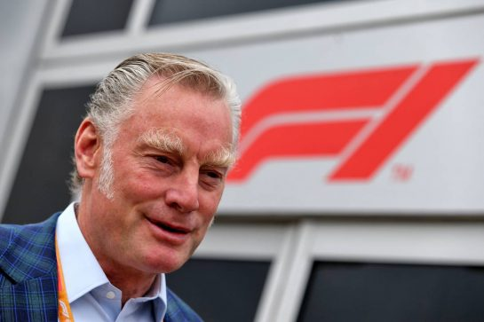 Sean Bratches (USA) Formula 1 Managing Director, Commercial Operations.