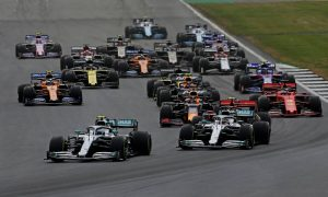 F1 season to kick off with run of 8 races in Europe