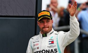 'Not over yet': Bottas stays philosophical despite losing out