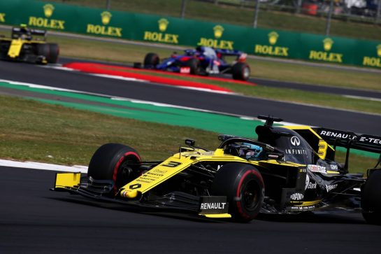 Daniel Ricciardo (AUS) Renault Sport F1 Team RS19.