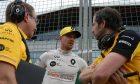 Nico Hulkenberg (GER) Renault Sport F1 Team RS19.