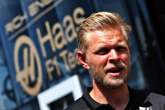 Kevin Magnussen (DEN) Haas F1 Team. 25.07.2019. Formula 1 World Championship, Rd 11, German Grand Prix, Hockenheim, Germany, Preparation Day. - www.xpbimages.com, EMail: requests@xpbimages.com - copy of publication required for printed pictures. Every used picture is fee-liable. © Copyright: Moy / XPB Images