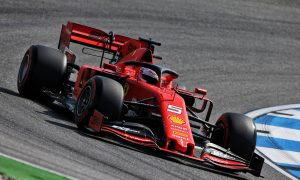 Vettel and Leclerc lead the charge in FP1 at Hockenheim