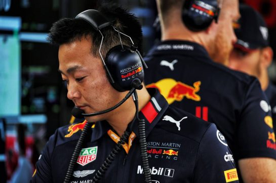 Red Bull Racing.