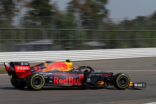 Pierre Gasly (FRA), Red Bull Racing 