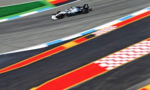 2019 German Grand Prix - Revised race results