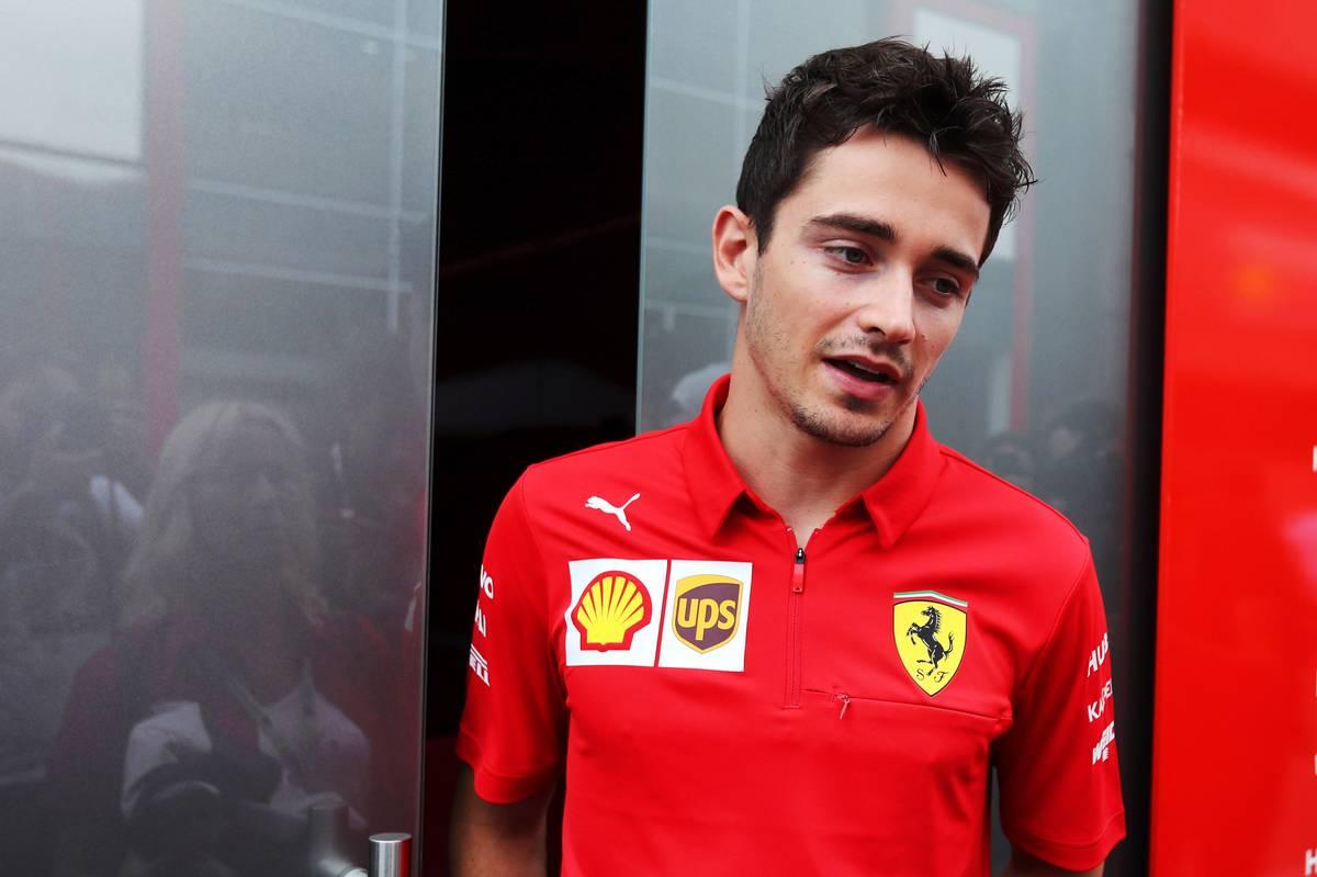 Charles Leclerc (MON) Ferrari. 27.07.2019.