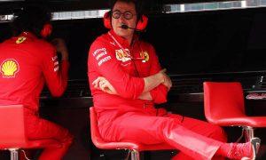 'Angry' Binotto admits Ferrari problems 'never happened before'