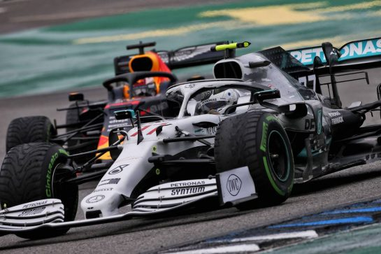 Valtteri Bottas (FIN) Mercedes AMG F1 W10. 28.07.2019. Formula 1 World Championship, Rd 11, German Grand Prix, Hockenheim, Germany, Race Day. - www.xpbimages.com, EMail: requests@xpbimages.com - copy of publication required for printed pictures. Every used picture is fee-liable. © Copyright: Moy / XPB Images