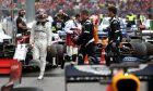 Lewis Hamilton (GBR), Mercedes AMG F1 28.07.2019.