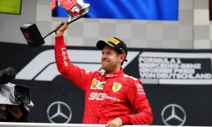 Vettel thought German GP would never end!