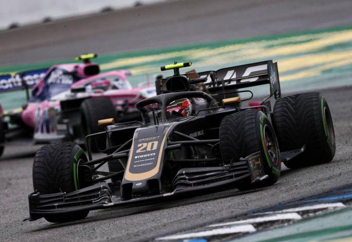 Kevin Magnussen (DEN) Haas VF-19. 28.07.2019.