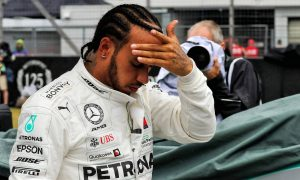 Hamilton opens up about emotional impact of Hubert death