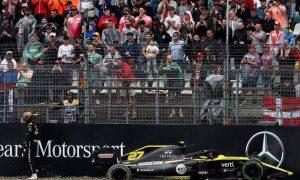 Hulkenberg: Home race crash a 'tough one to take'