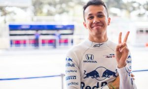 Red Bull promotes Albon - demotes Gasly!