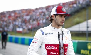 Giovinazzi admits points are missing but 'speed is there'