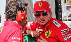 Leclerc admits Vettel has an edge in tyre management