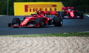 Leclerc happy with lap, unhappy with Q1 'unnecessary' mistake