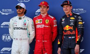 Hamilton hopes young gun challengers 'get closer through the year'